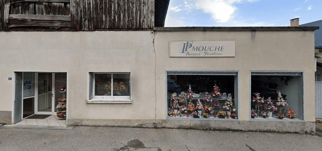 Photographie Pompes Funèbres Mouche de Chamoux-sur-Gelon