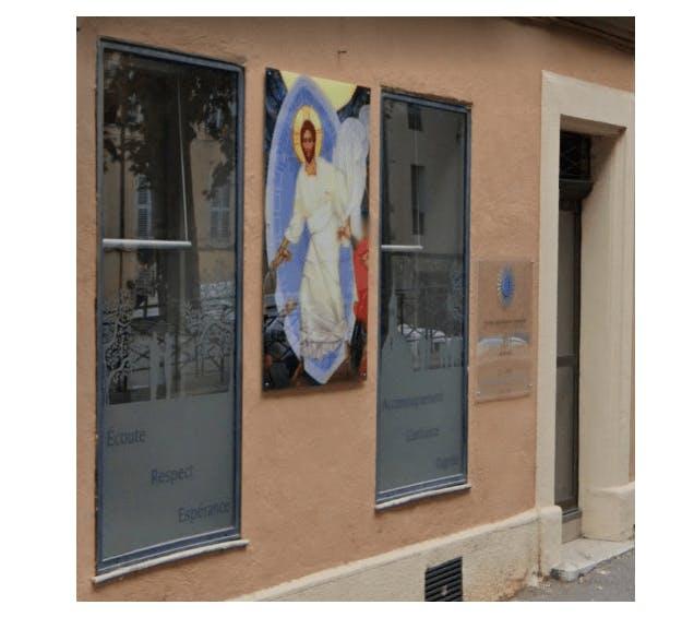 Photographie du Service Catholique des Funérailles à Aix-en-Provence