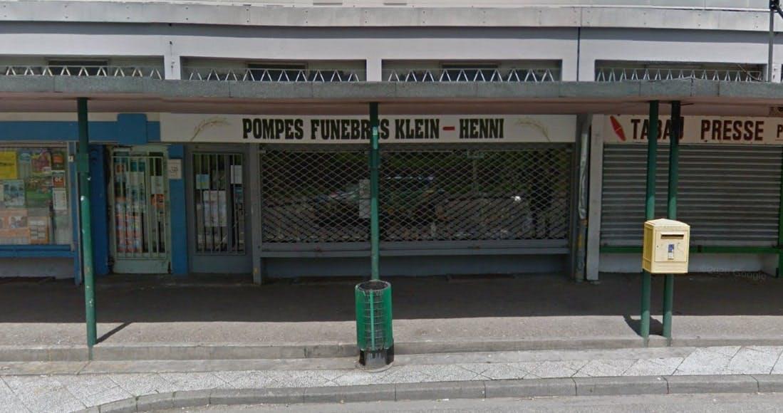 Photographies des Pompes Funèbres Klein Henni à Behren-lès-Forbach