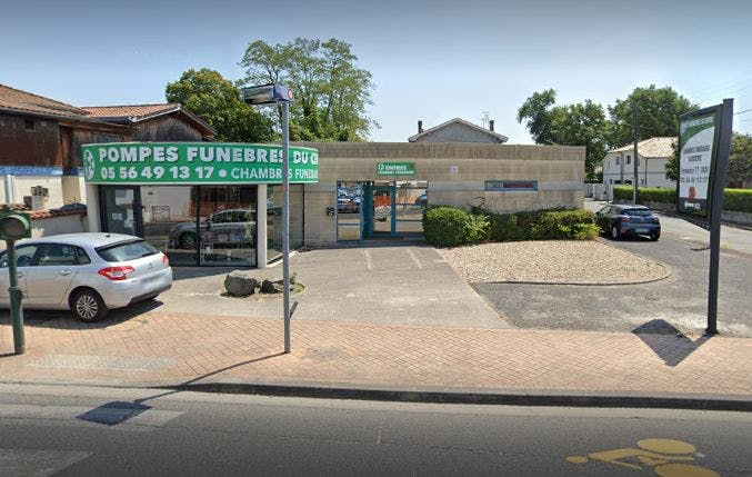 Photographie Pompes Funèbres Du Centre Villenave-d'ornon