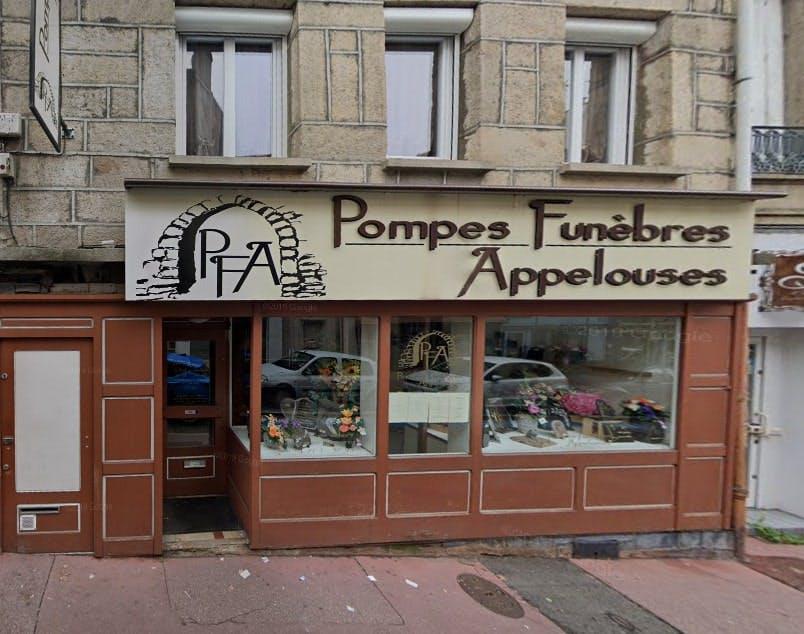 Photographies des Pompes Funebres Appelouses à Firminy