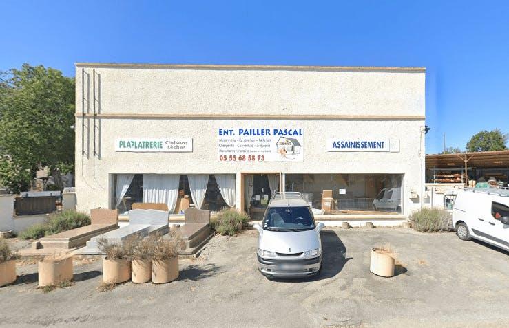 Photographie Marbrerie Pailler Pascal de Magnac-Laval