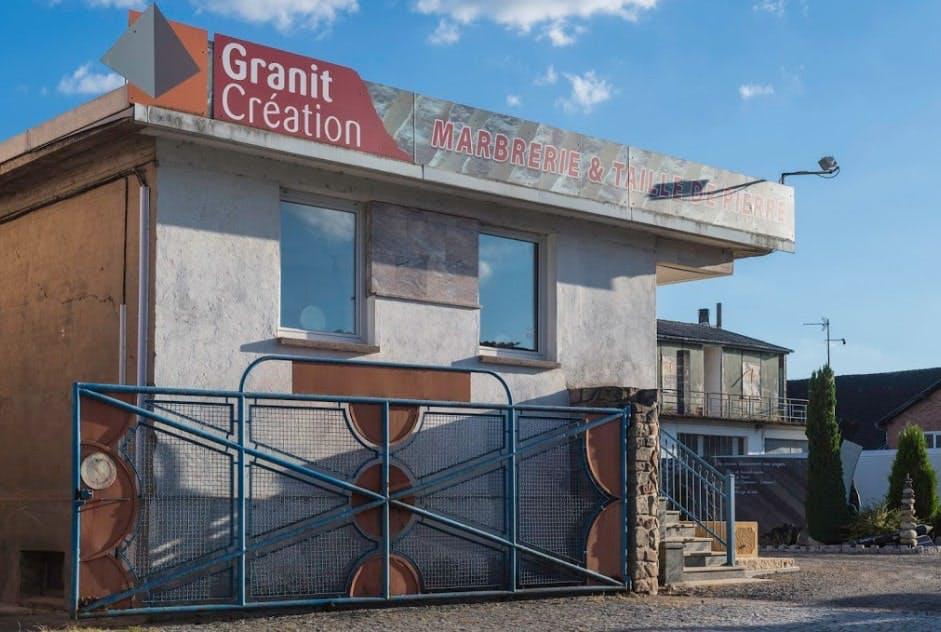 Photographies de Granit Création à Nébing