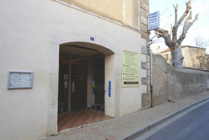 Photographie de Pompes Funèbres d'Occitanie de Nissan-lez-Enserune