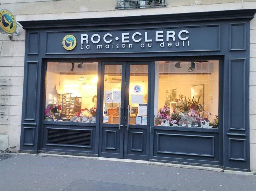 Photographie Pompes Funèbres Roc-Eclerc Versailles