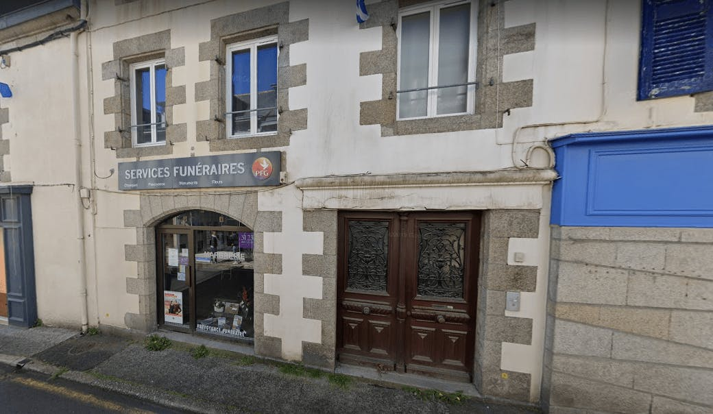 Photographie Pompes Funèbres Générales de Concarneau
