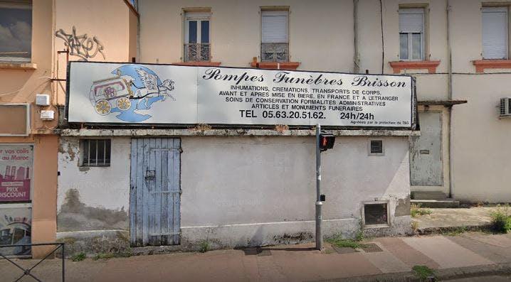 Photographie Pompes Funèbres Brisson Montauban
