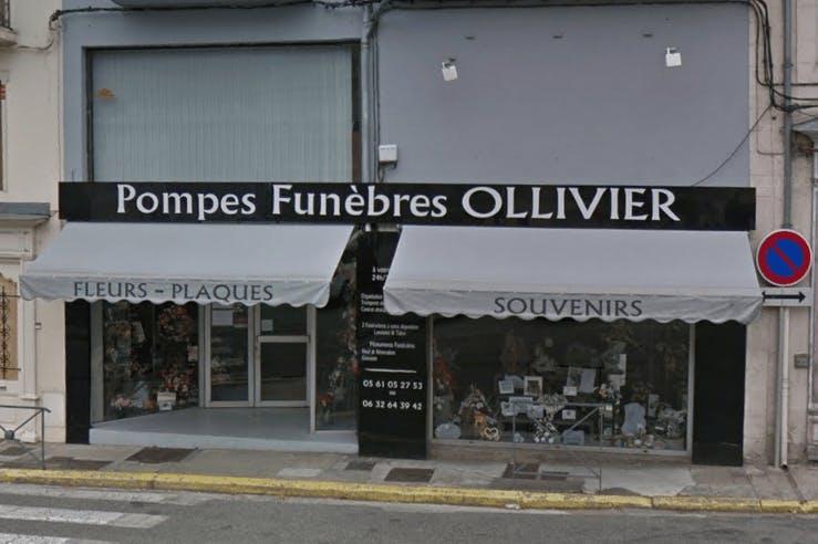 Photographie de Pompes Funèbres Ollivier de la ville de Lavelanet