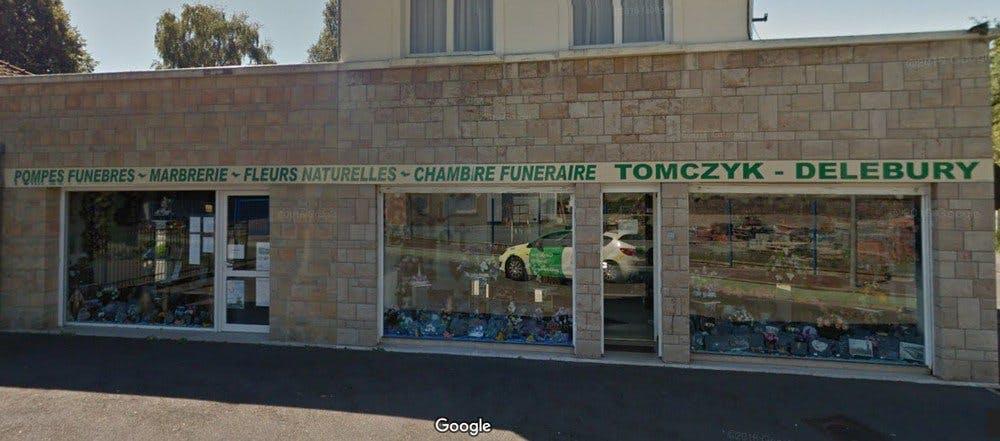 Photographie Pompes Funèbres Tomczyk Delebury Douai