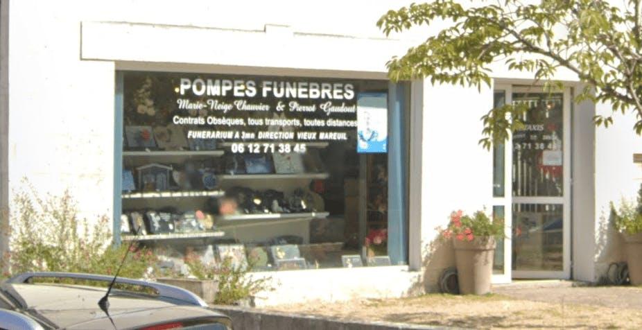 Photographie Pompes funèbres Rochetaxis de Mareuil