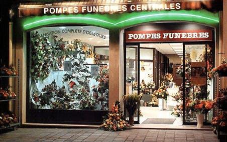 Photographie Pompes Funèbres Centrales de Saint-Avold