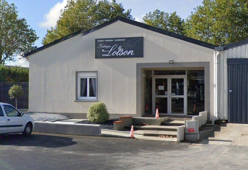 Photographies des Pompes Funèbres Loison à Saint-Vigor-le-Grand