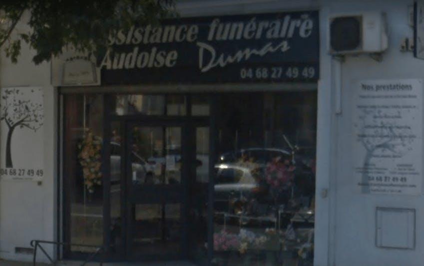 Photographie Assistance Funéraire Audoise Pompes Funebres J. Dumas Lézignan-Corbières