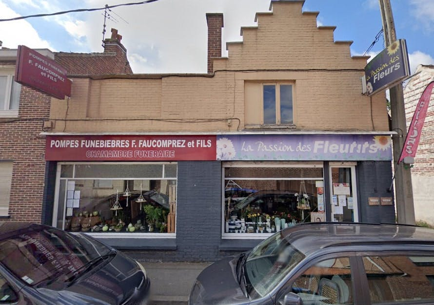 Photographies des Pompes Funèbres Faucomprez à Faches-Thumesnil