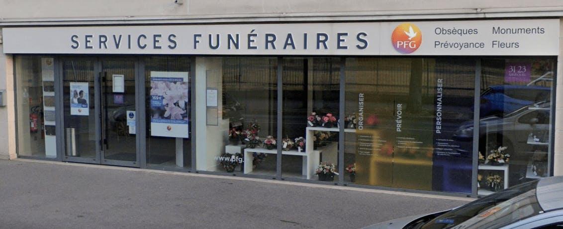 Photographie Pompes Funèbres Générales Limeil-Brévannes