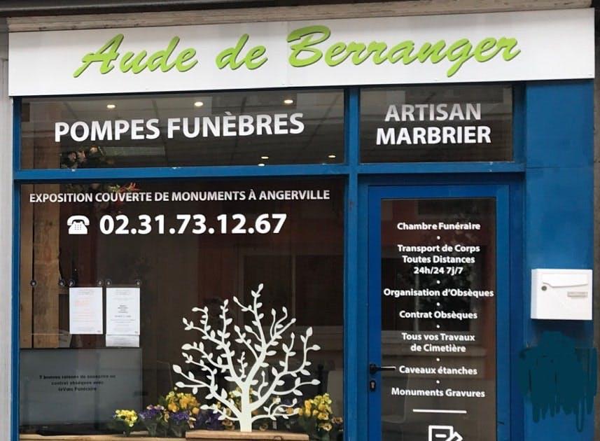 Photographies des Pompes Funèbres Aude de Berranger à Villers-sur-Mer