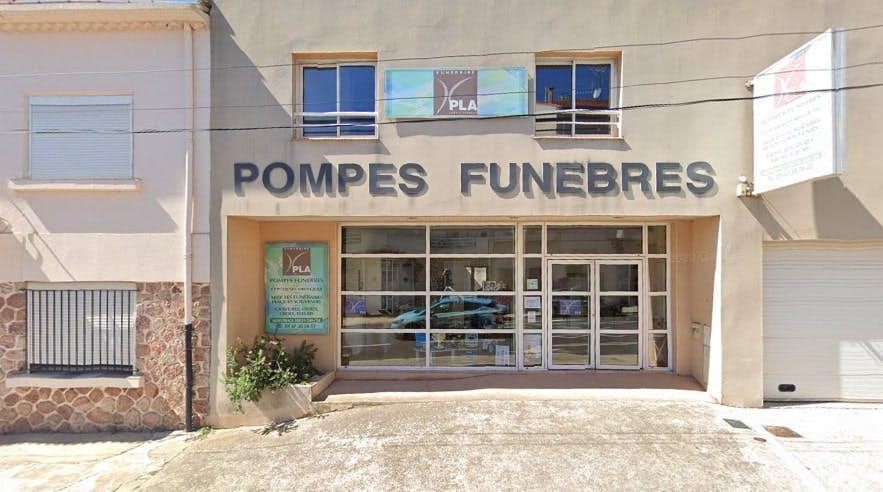 Photographie des Pompes Funebres Pla Funéraire à Béziers