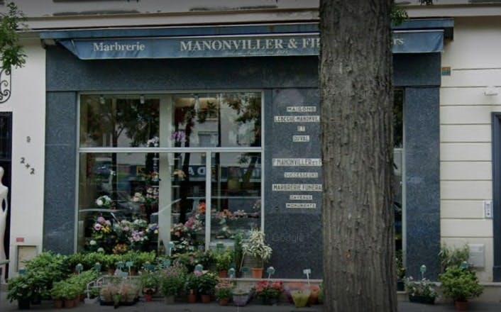 Photographies des Pompes Funèbres Manonviller et Fils à Paris