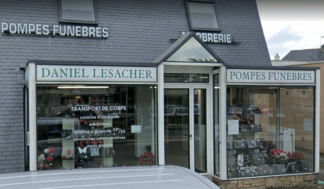 Photographie Pompes Funèbres LESACHER de Saint-Malo