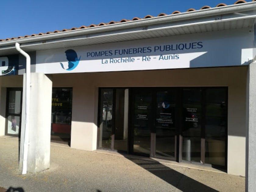 Photographies des Pompes Funèbres Publiques à Nieul-sur-Mer