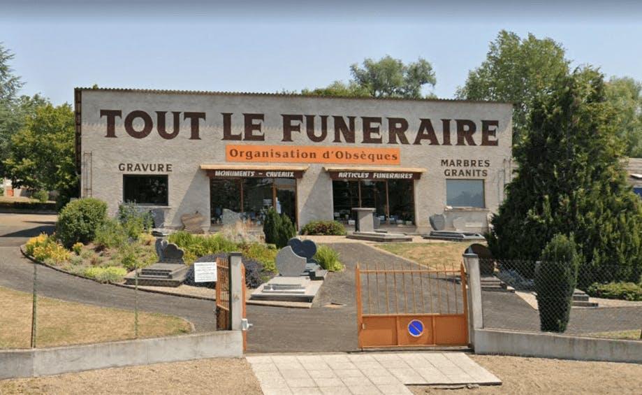Photographie Pompes Funèbres Vigouroux de Saint-Germain-des-Fossés