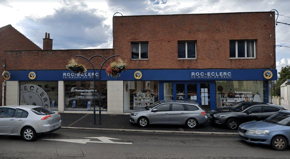 Photographie Pompes Funèbres Roc-Eclerc Lens