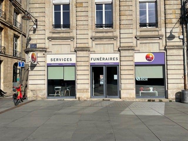 Photographie Pompes Funèbres Générales de Bordeaux