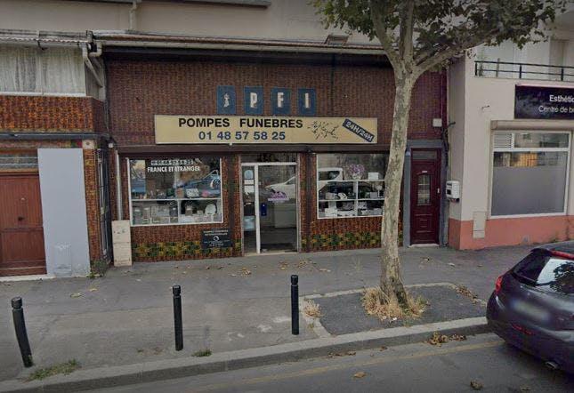 Photographie Pompes Funèbres Internationales Montreuil