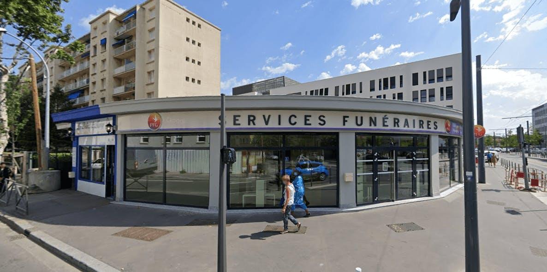 Photographie Pompes Funèbres Générales à Villeurbanne