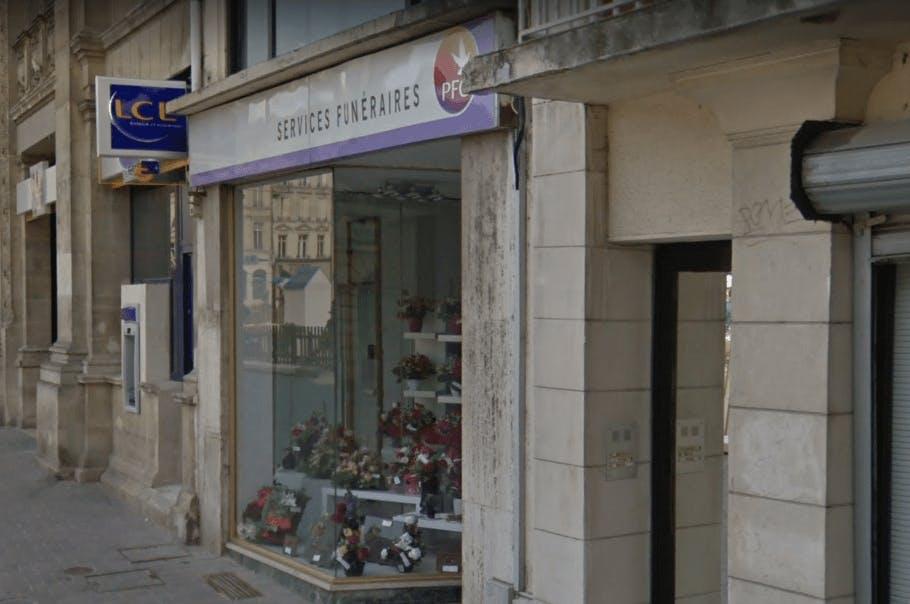 Photographie Pompes Funèbres Générales de Saint-Quentin