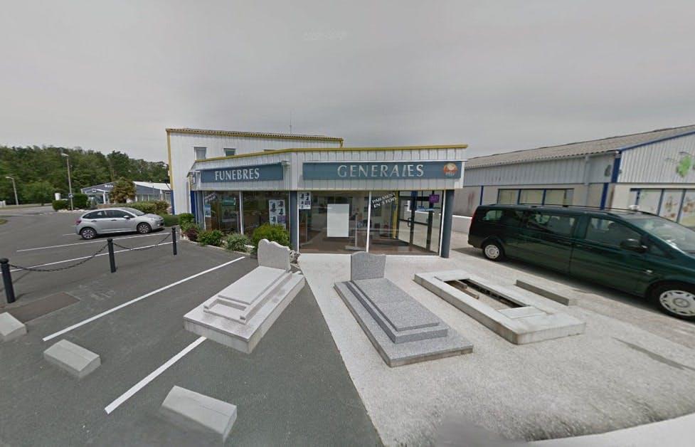 Photographies des Pompes Funèbres Générales à Bourcefranc-le-Chapus