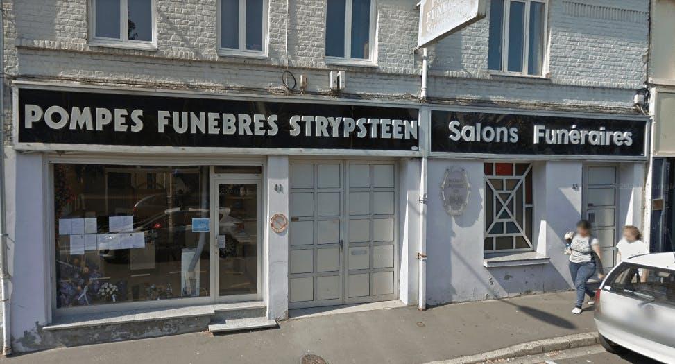 Photographie Pompes Funèbres Strypsteen de Mons-en-Barœul