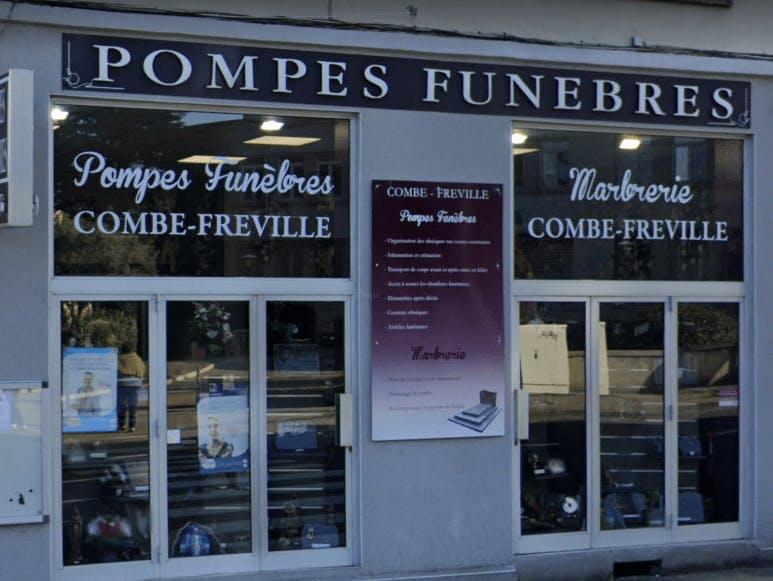 Photographie Pompes Funébres Combe-Freville de Saint-Chamond