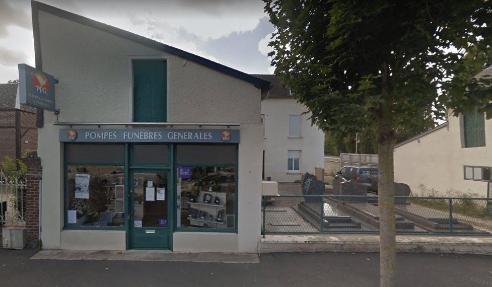 Photographie Pompes Funèbres Générales de Saint-Pierre-sur-Dives