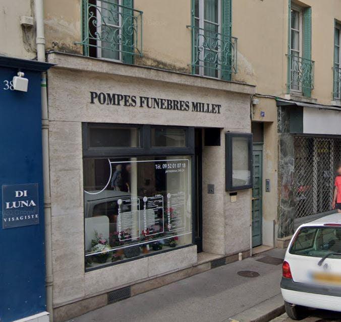 Photographie Pompes Funèbres Millet Versailles