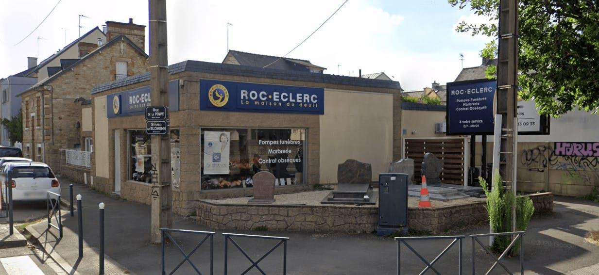 Photographie Pompes Funèbres Roc Eclerc à Rennes