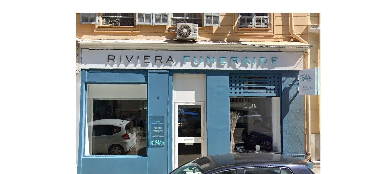Photographie de Riviera Funéraire