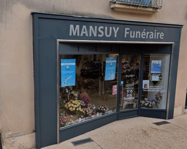 Photographie Pompes Funèbres Mansuy Funéraire de Givry