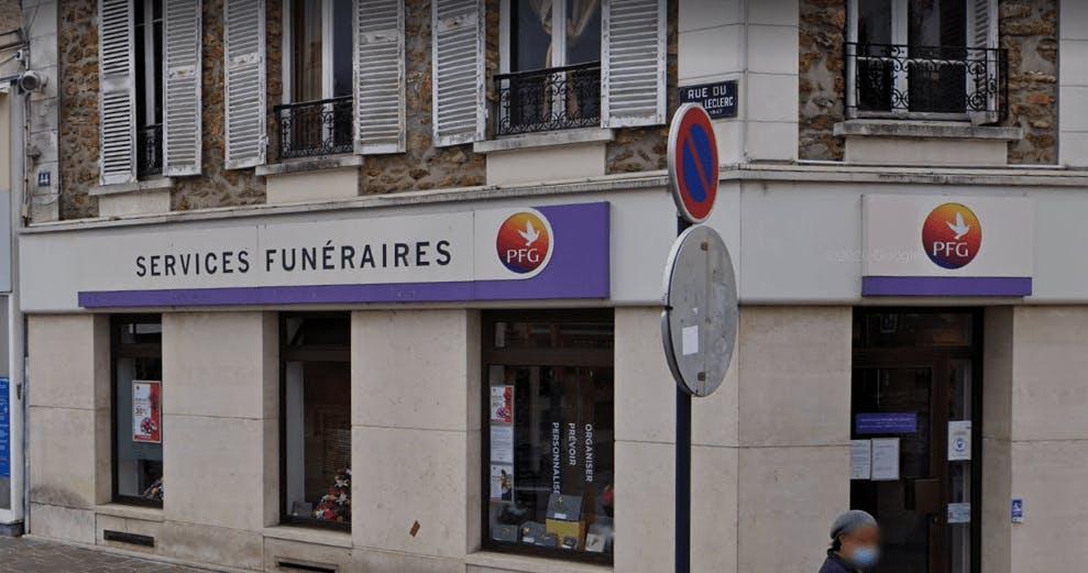 Photographie Pompes Funèbres Générales de Créteil