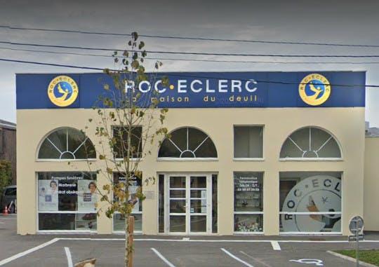 Photographie des Pompes Funèbres Roc Eclerc