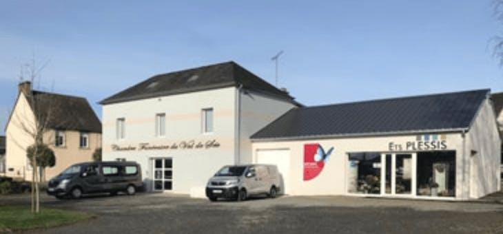 Photographie de la Maison Plessis à Brécey