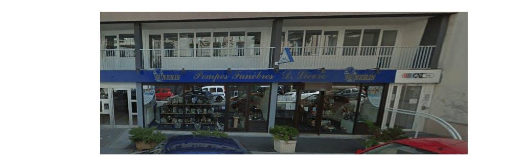 Photographie de la Pompes Funèbres LIEVRE à Saint-Etienne