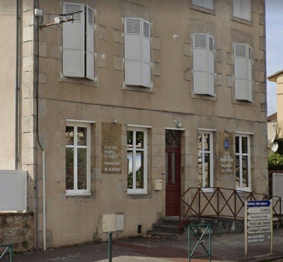 Photographie Pompes Funèbres TAT de Saint-Junien