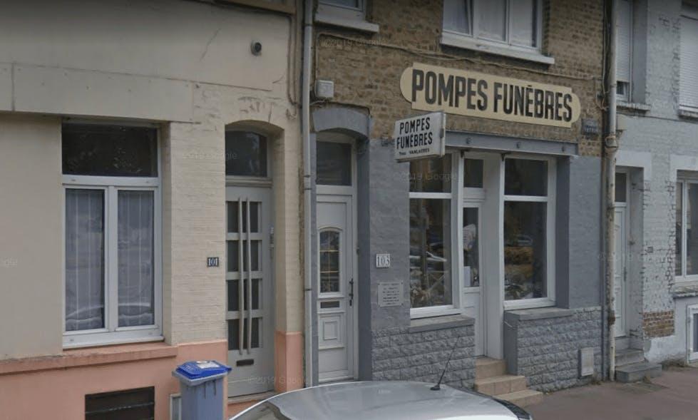 Photographie Pompes Funèbres Vanlaeres Yves de Coudekerque-Branche