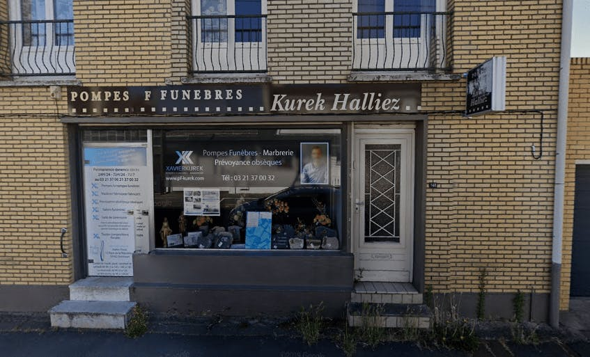 Photographie Pompes Funèbres Kurek Halliez d'Ostricourt