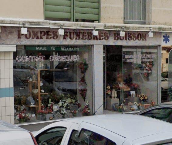 Photographie de la Pompes Funèbres BUISSON à Alès