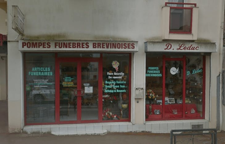 Photographie Pompes Funèbres D.Leduc de Saint-Brevin-les-Pins