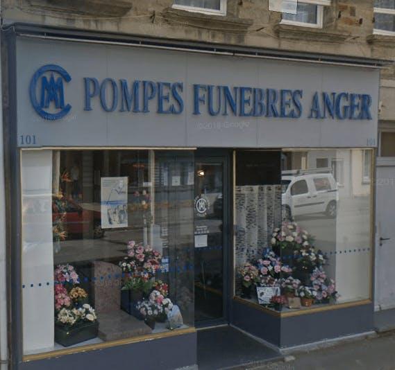 Photographie Pompes Funèbres Anger Cherbourg-Octeville
