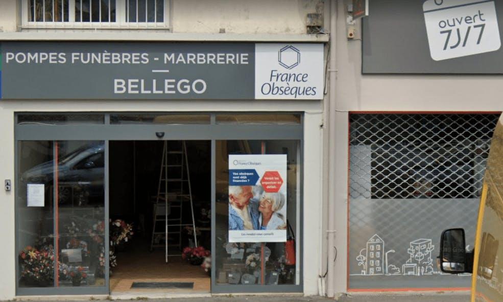 Photographie Marbrerie Funéraire Le Berre Michel Locmiquélic