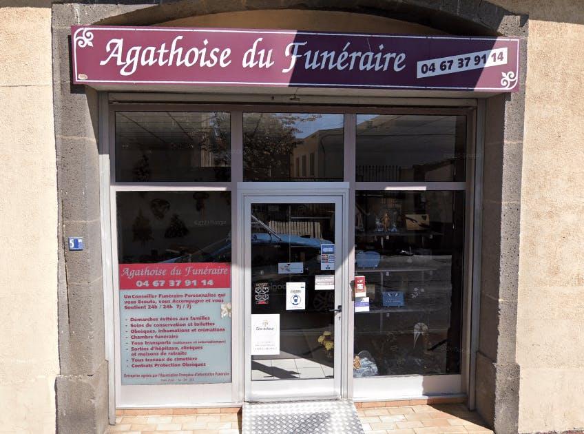 Photographie de l'Agathoise du Funéraire sur Agde